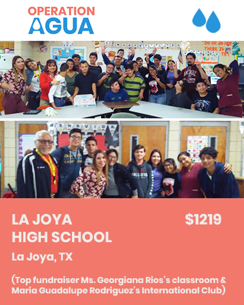 H20 Heroes - La Joya High School