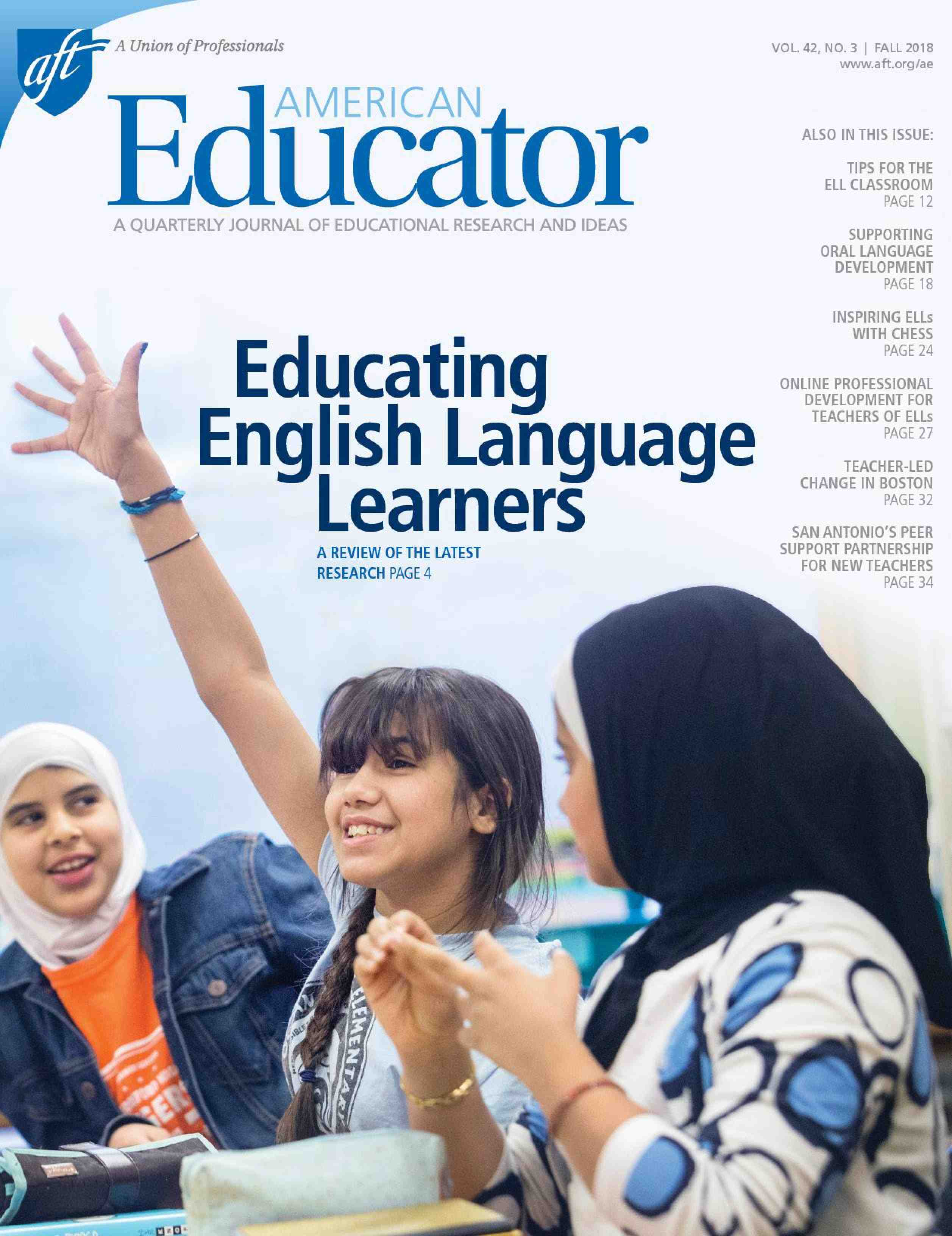 American Educator, Fall 2018