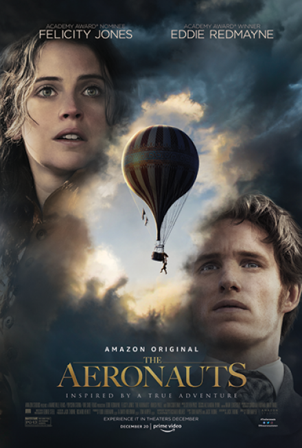 Aeronauts movie poster