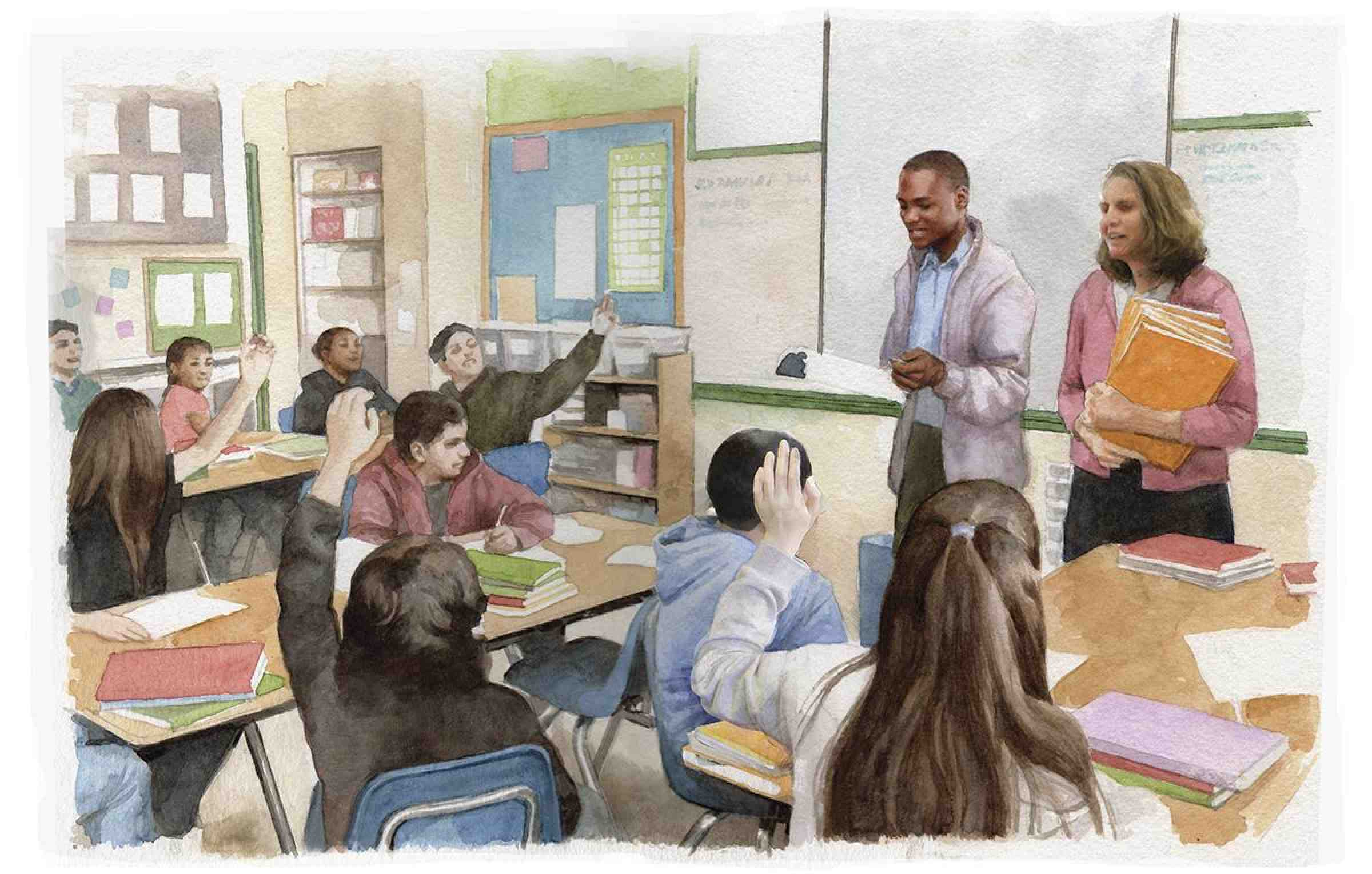 challenges to recruiting teachers Challenges in achieving effective recruitment of secondary school teachers in kenya in many countries hiring or recruiting teachers is either centralised or.