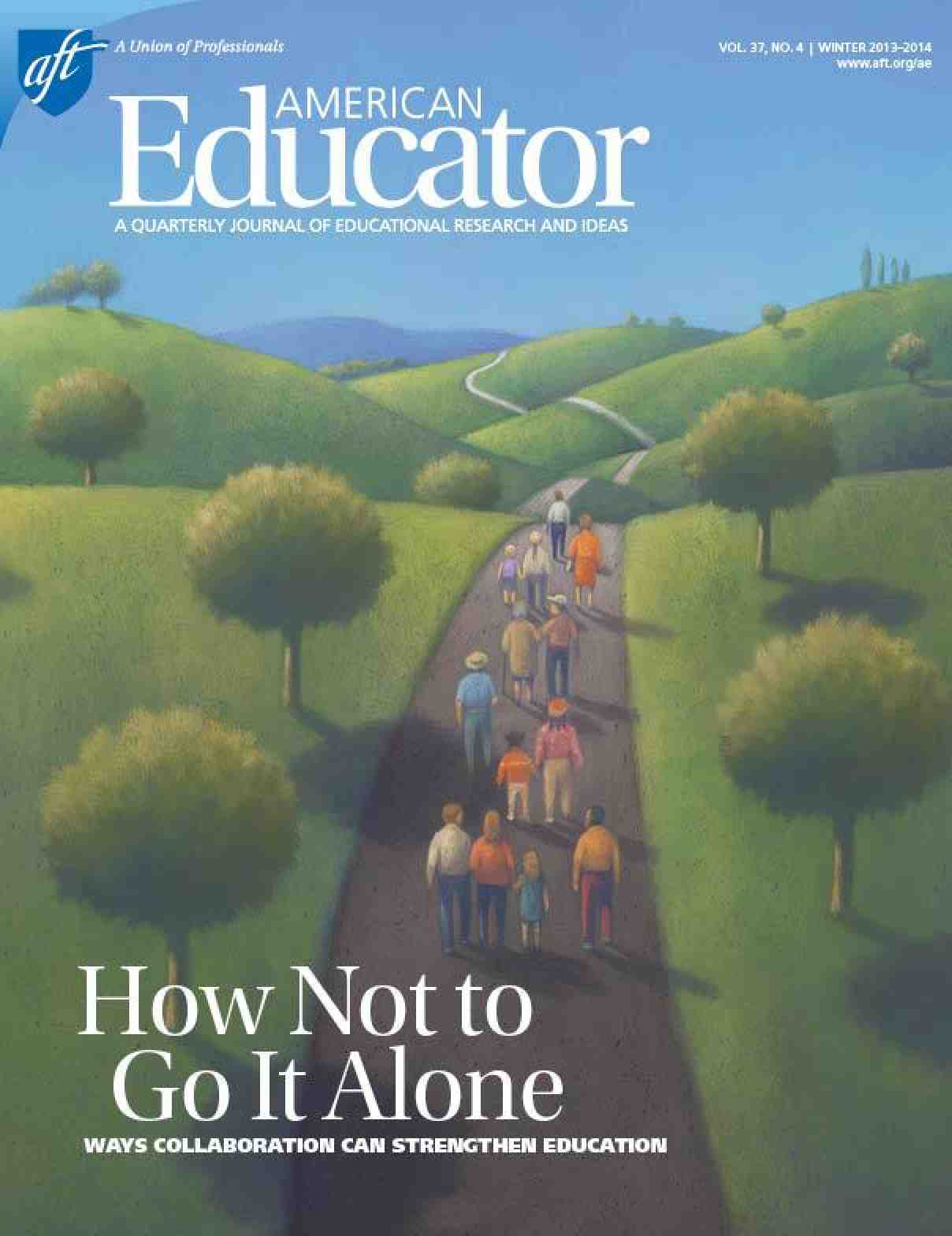 American Educator, Winter 2013-2014