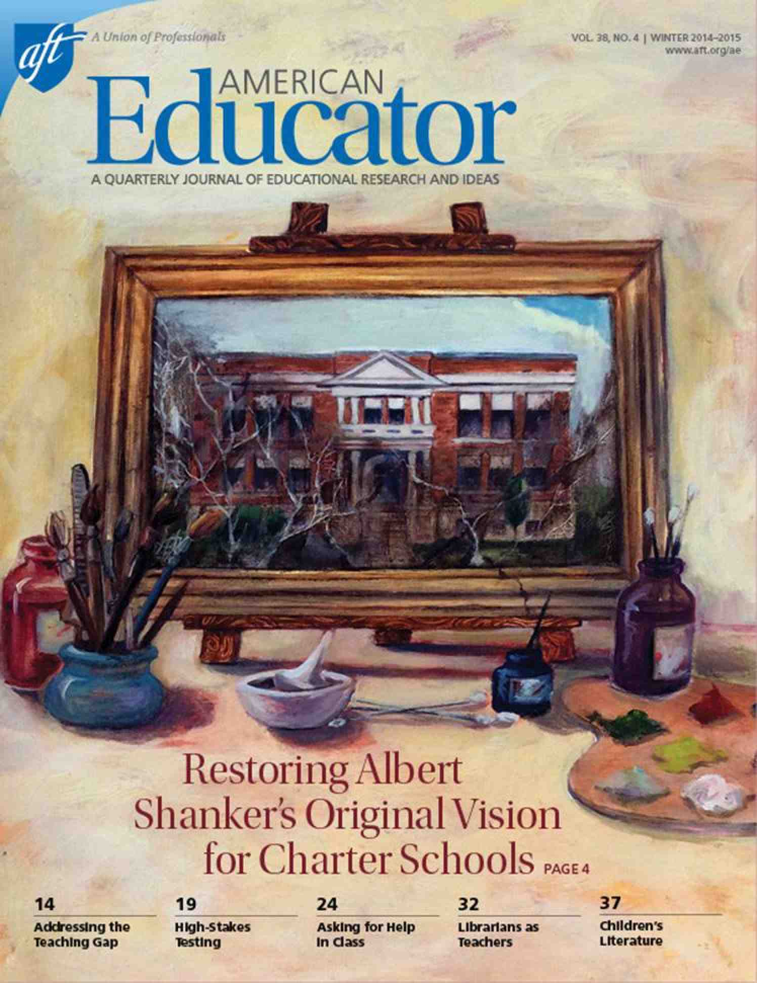 American Educator Winter 2014-2015