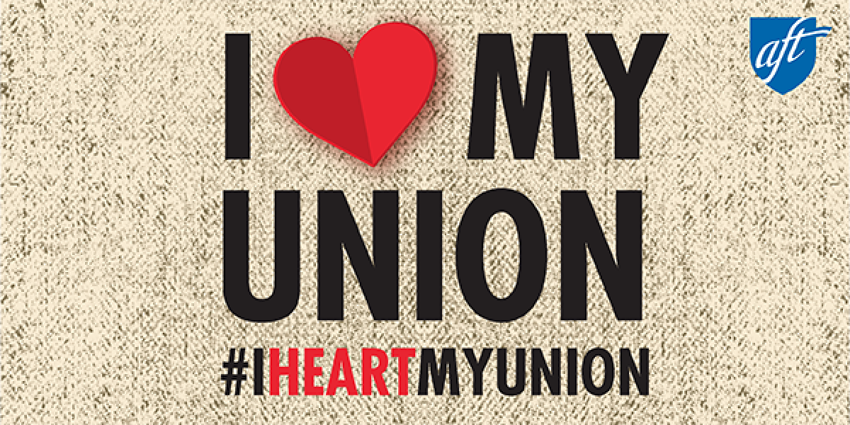 I Love My Union