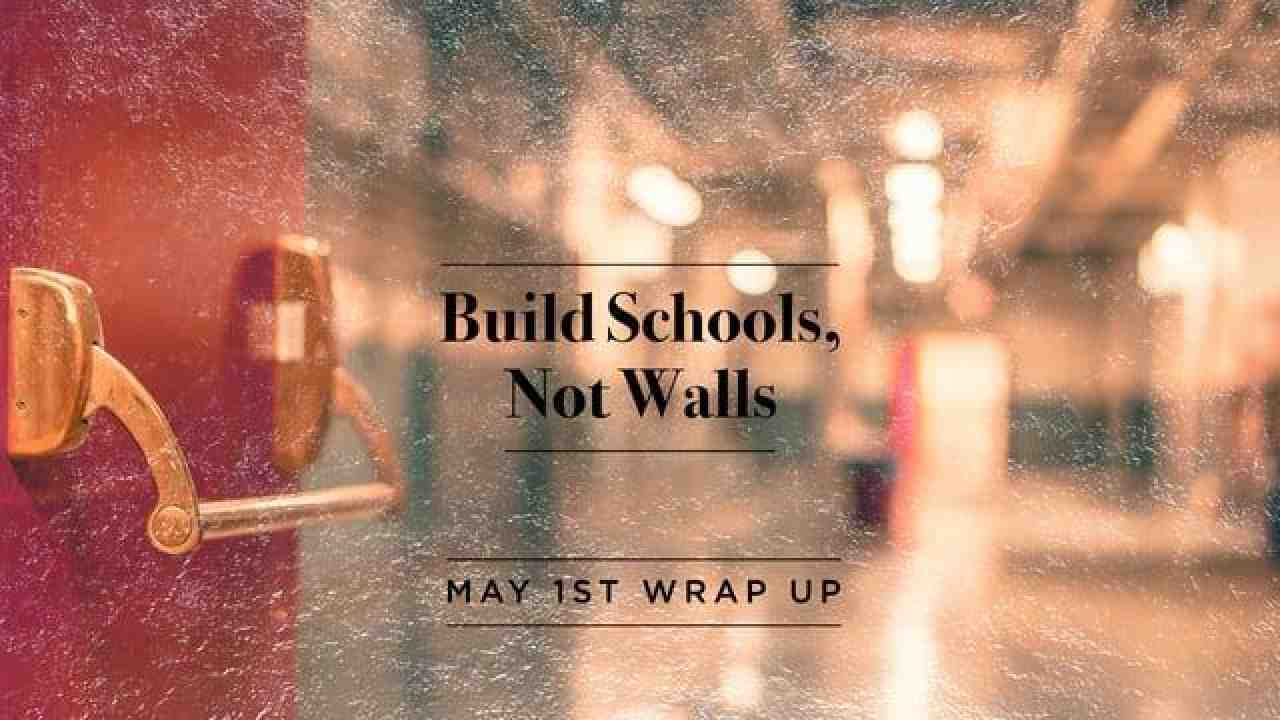 AFT Build Schools, Not Walls Wrap Up Final Version