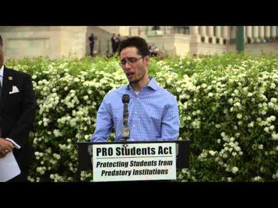 Pro Students Act Press Conference