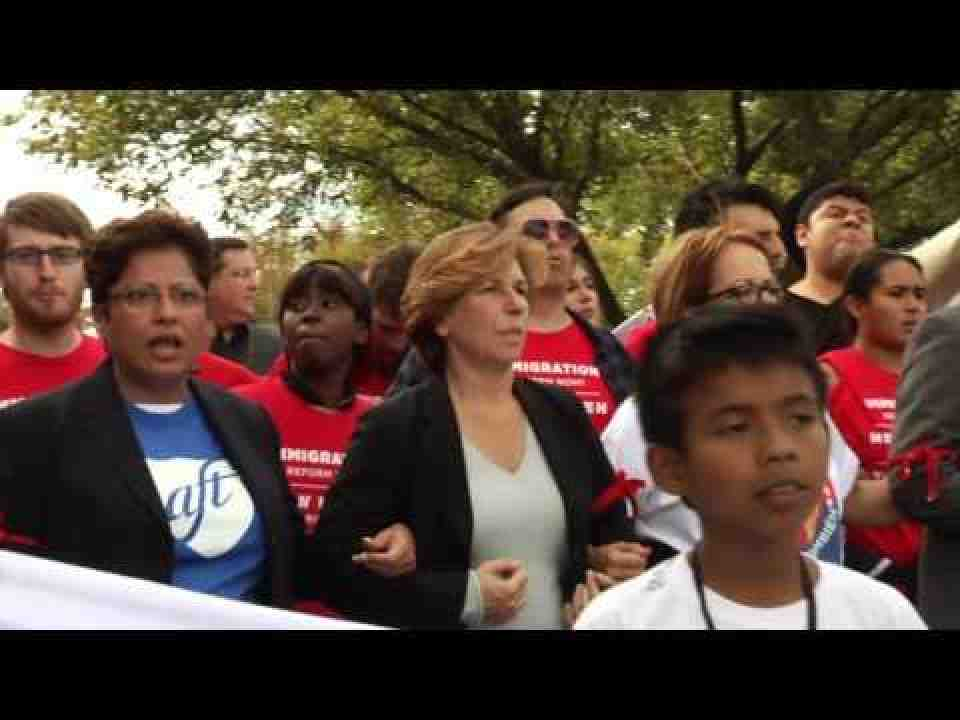 AFT Pushes for Comprehensive Immigration Reform