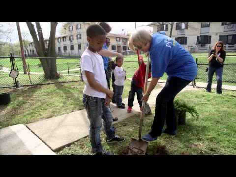 PSRP Event Benefits Woodland Terrace Residents in D.C.