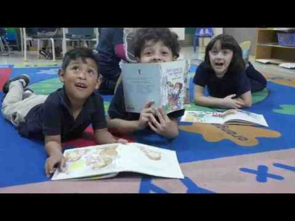 Every kindergartner in Springfield, M.A. gets to take home four free books