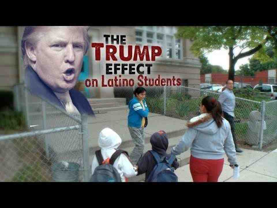 The Trump Effect on Latino Students