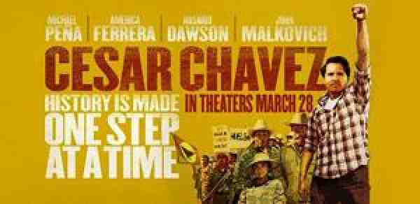 Chavez movie poster