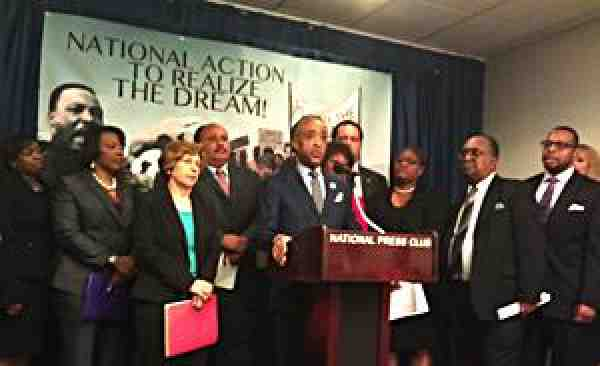 March on Washington Press Conference 2013