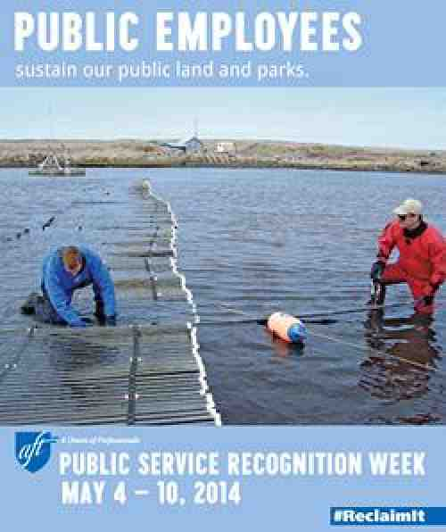 Public Service Recognition Week