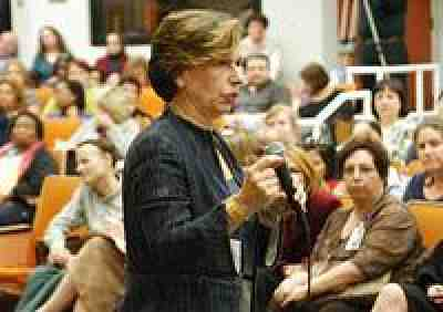 Randi Weingarten in Broward County