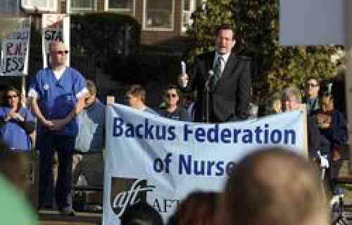 Backus Federation of Nurses Contract