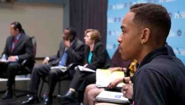 Challengers Boys and Girls Club Panel Discussion