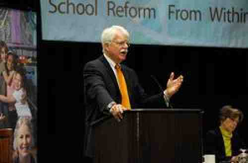 Rep. George Miller at Collaboration Conference