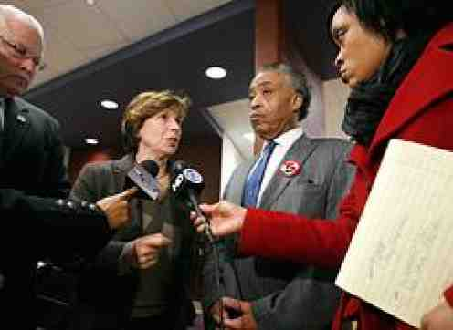 Weingarten and Sharpton in Toledo, OH