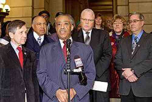 Al Sharpton in Ohio
