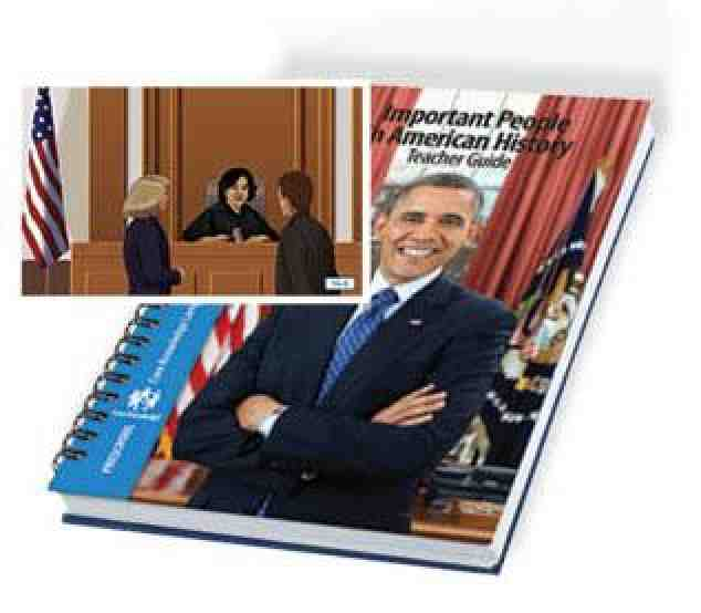 CKLA Important People in American History: Sonia Sotomayor image