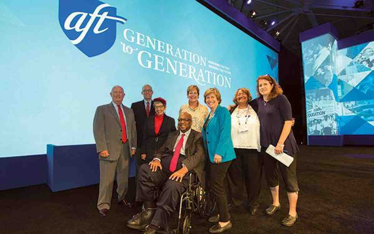 AFT's 100th Anniversary