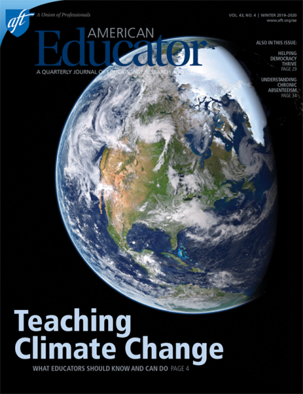American Educator, Winter 2019-2020