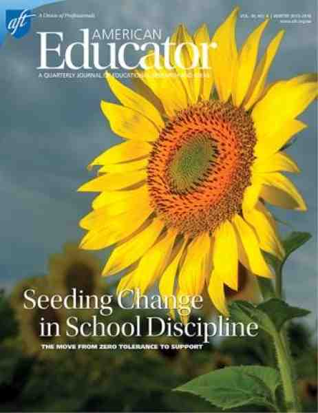 American Educator cover