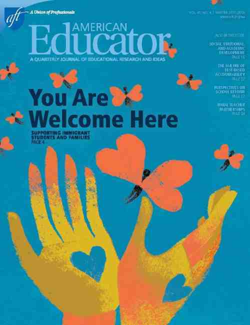 American Educator, Winter 2017-2018