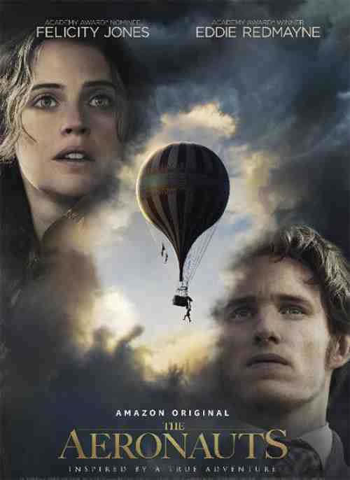 The Aeronauts movie