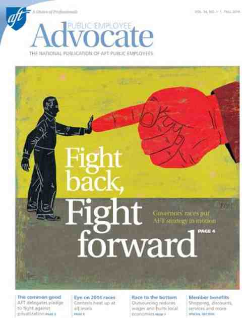 Public Employee Advocate Fall 2014 Cover image (375)