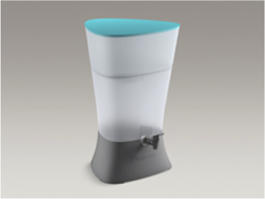Photo of INDIVIDUAL SYSTEM - KOHLER Clarity Water Filtration