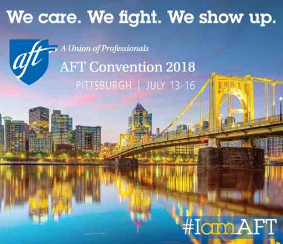 AFT Convention 2018