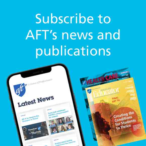E-news subscription