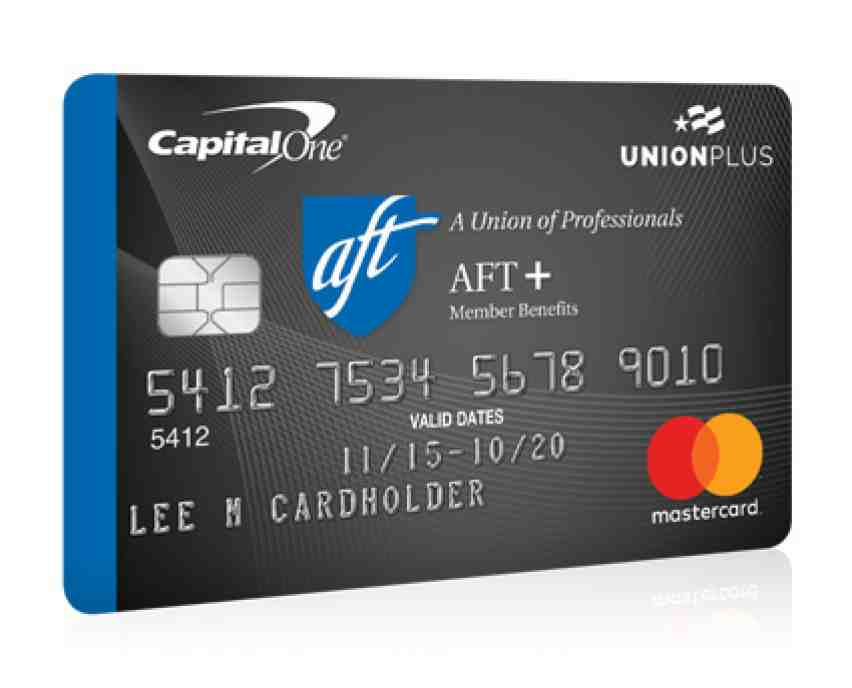 AFT credit card