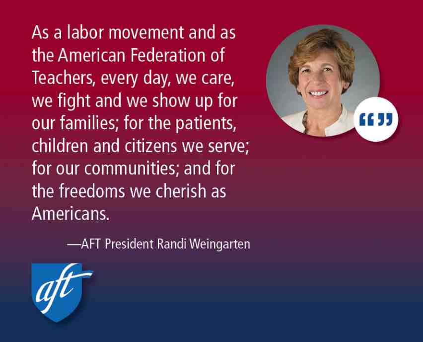 Randi's labor day message