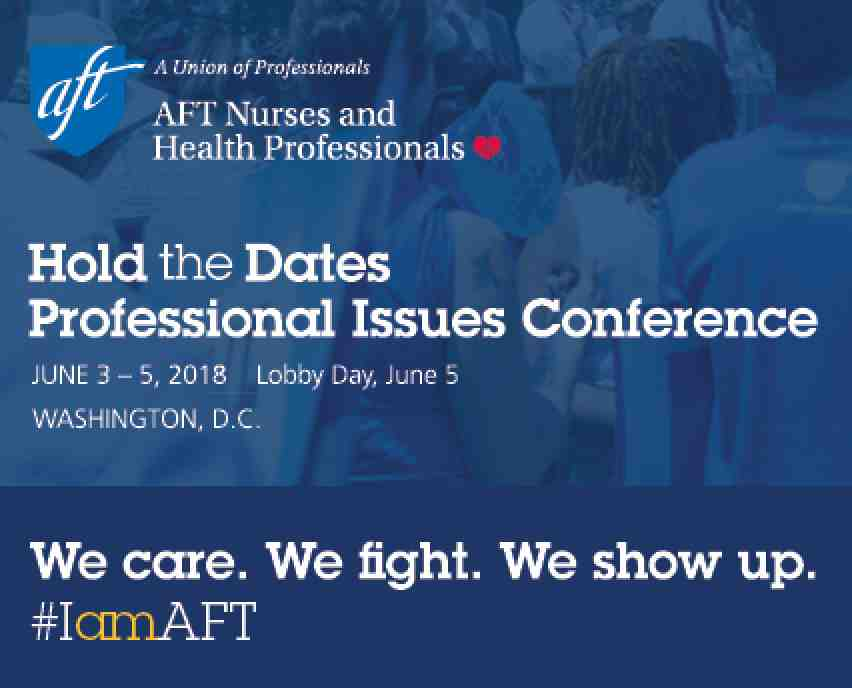 Join us at this year's professional issues conference