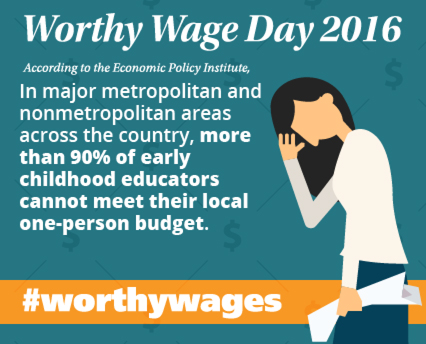 Worthy Wage Day