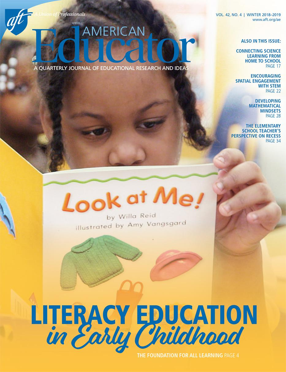 American Educator, Winter 2018-2019