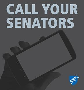 Call your senators