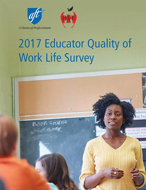 Educator Quality of Life Survey