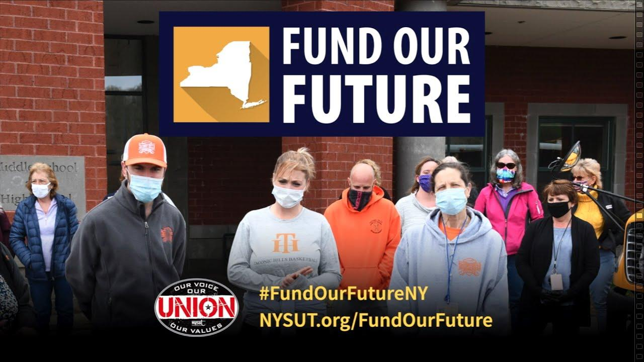 Fund Our Future: The fight for tomorrow begins today
