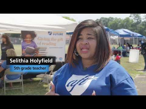 Jefferson County AFT - Building Community Through Books