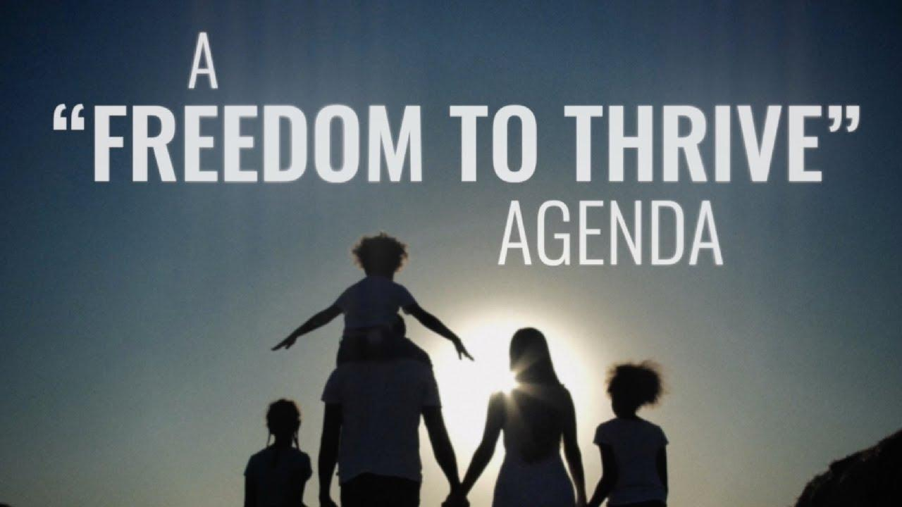 The Freedom for All to Thrive