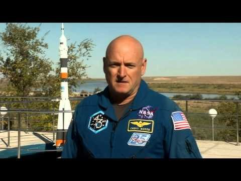 Astronaut Scott Kelly Speaks Out Against Bullying