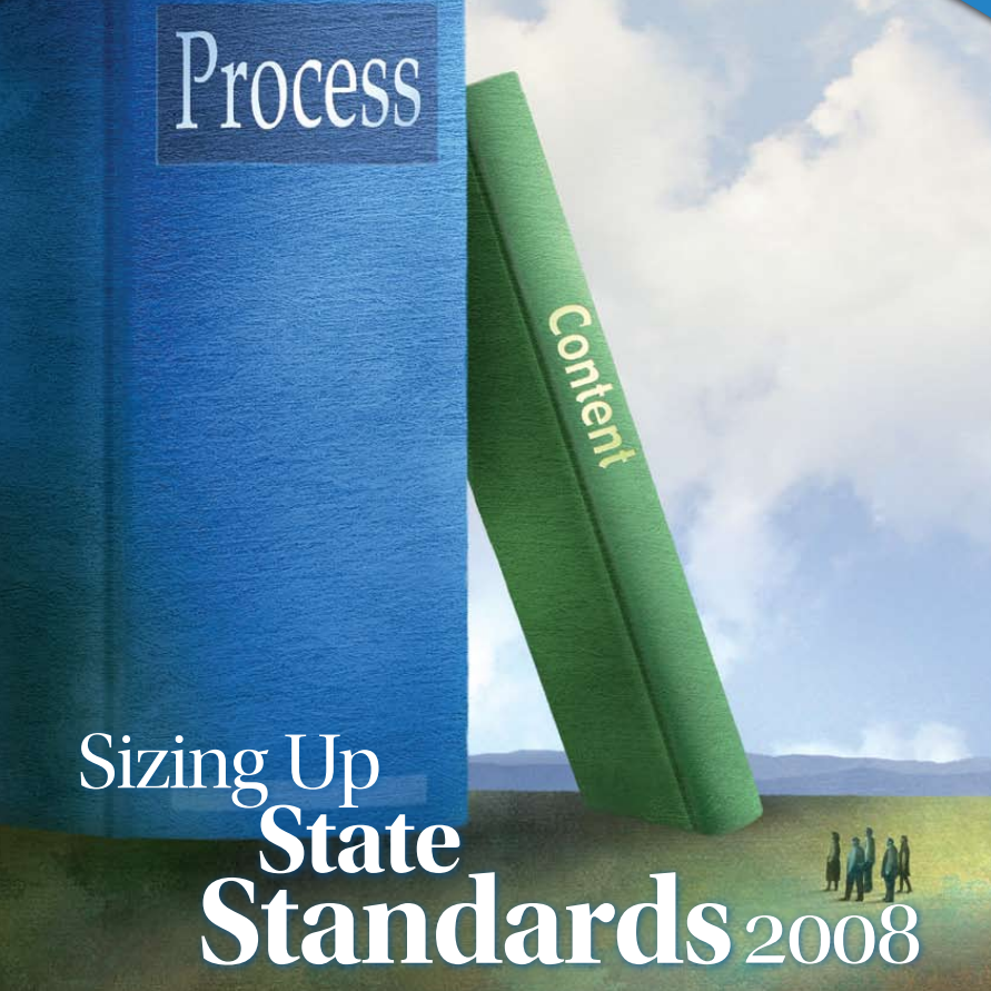 Sizing Up State Standards 2008