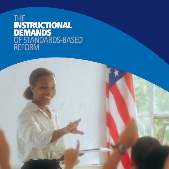 The Instructional Demands of Standards-Based Reform