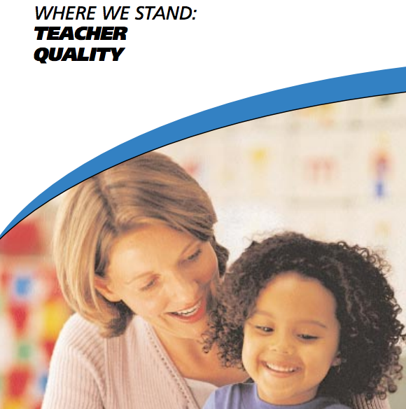 Where We Stand: Teacher Quality