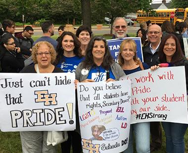 When Betsy DeVos publicly insulted East Harford High school their school, educators there showed their true commitment to high-quality education for all their students.