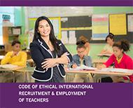 Code of ethical international recruitment