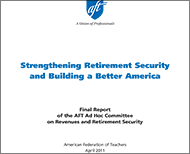 Strengthening Retirement Security