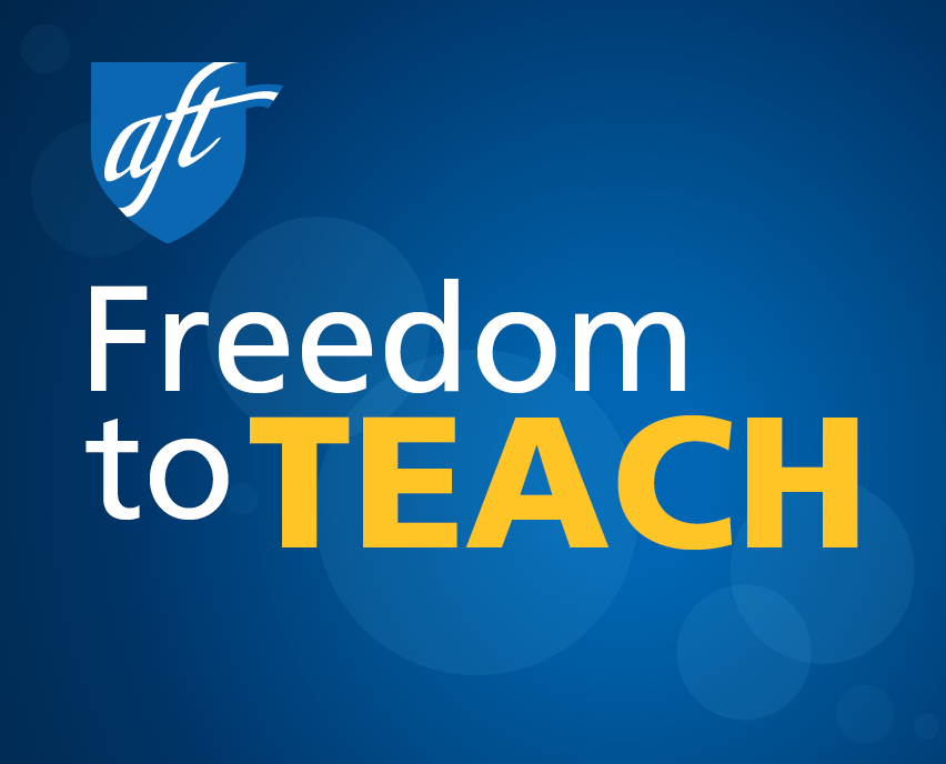 Freedom to teach